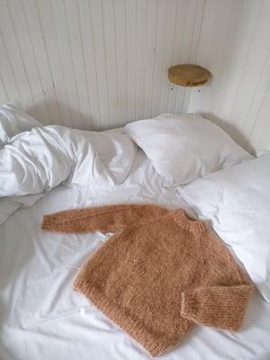 Image of -- KIT PONDEROSA Sweater Camel Taille L --