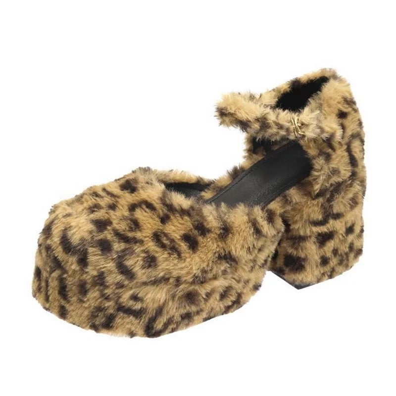 Cheetah-licious Wedges