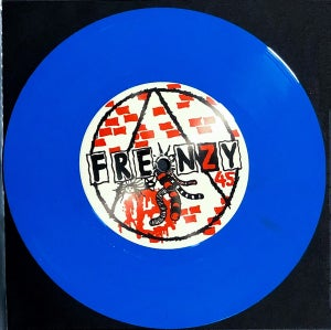FRENZY-DISCONNECTED 7""