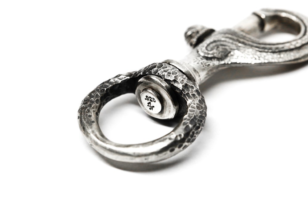 Image of Sterling Key Clip