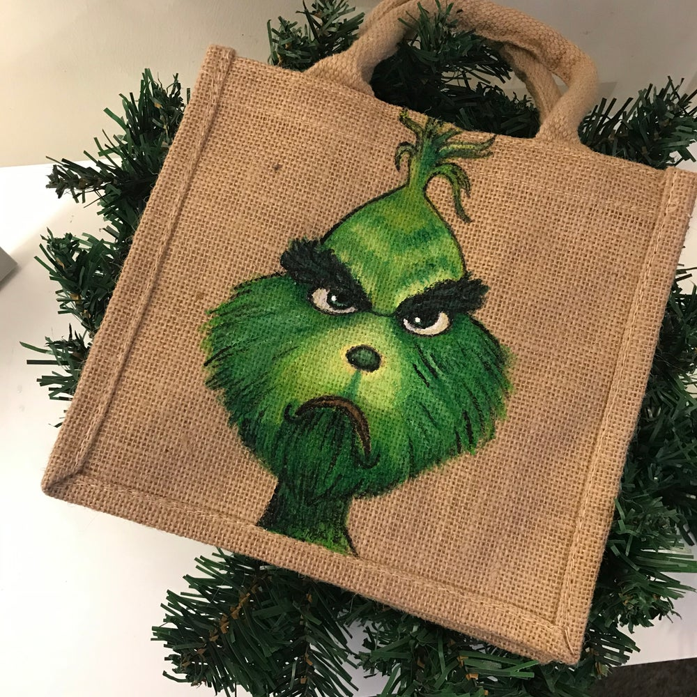 Image of Grinch Bag