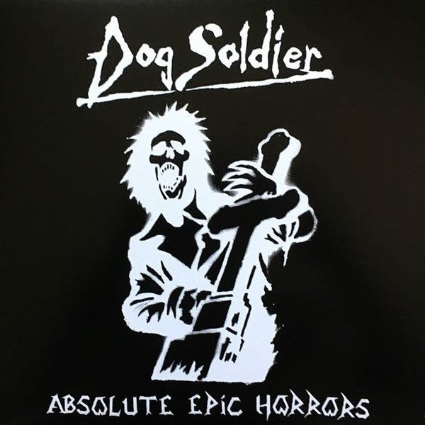 """DOG SOLDIER-ABSOLUTE EPIC HORRORS 12"""""""