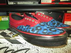 "Vans Vault UA OG Era LX x Stray Rats"" Rio Red/Snorkel Blue"" - FAMPRICE.COM by 23PENNY"