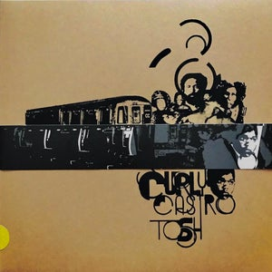 Image of Curly Castro - TOSH (Castro Edition)
