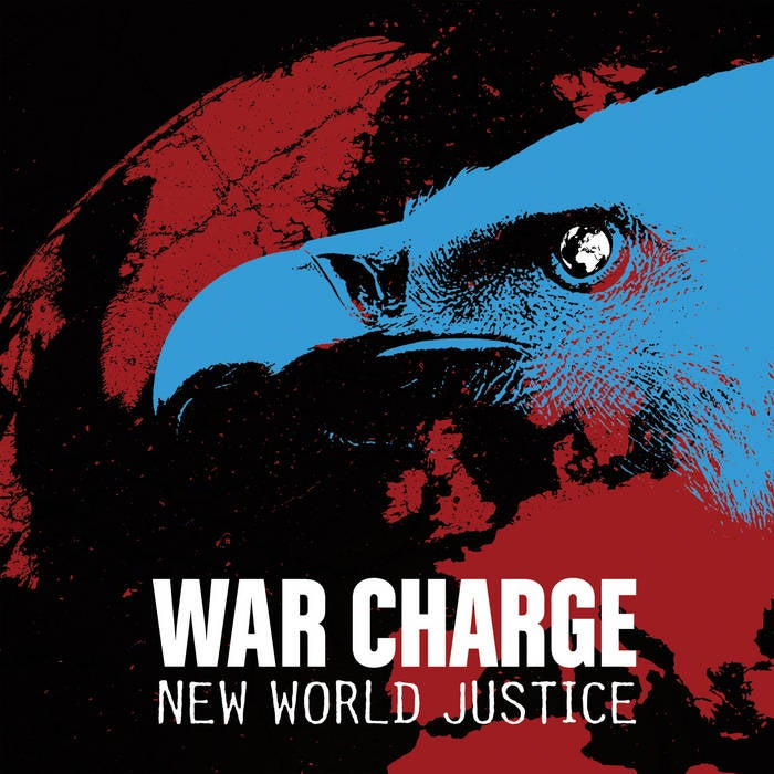 """Image of War Charge """"New World Justice"""" 7"""""""