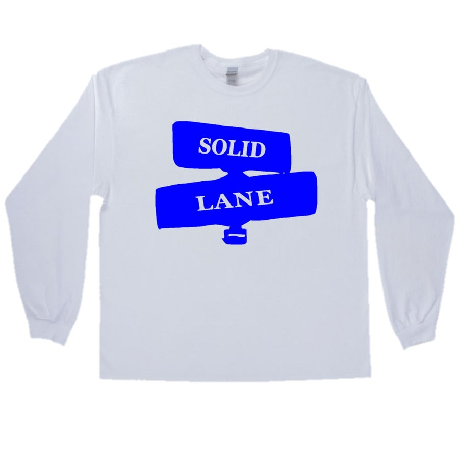 Image of SOLID LANE LOGO L/S
