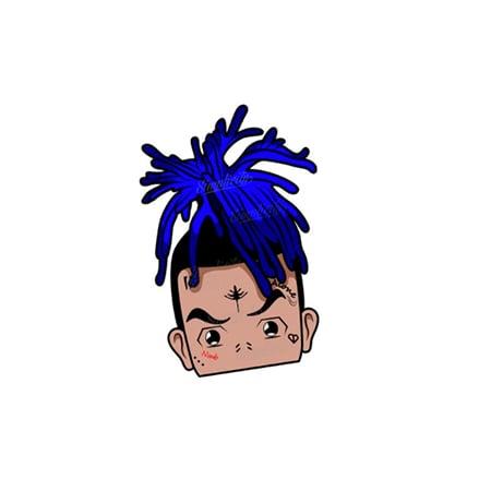 Image of XXX Tentacion Peeker