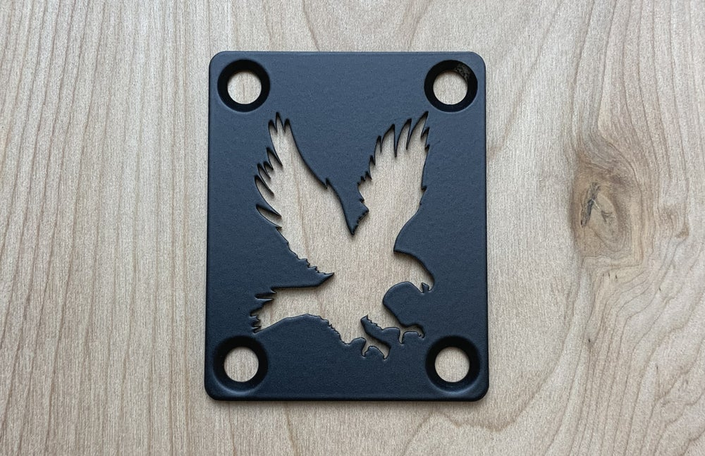Image of Eagle - Industrial Black Finish