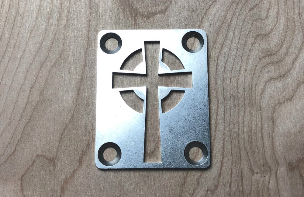 Image of Celtic Cross - Stainless Steel