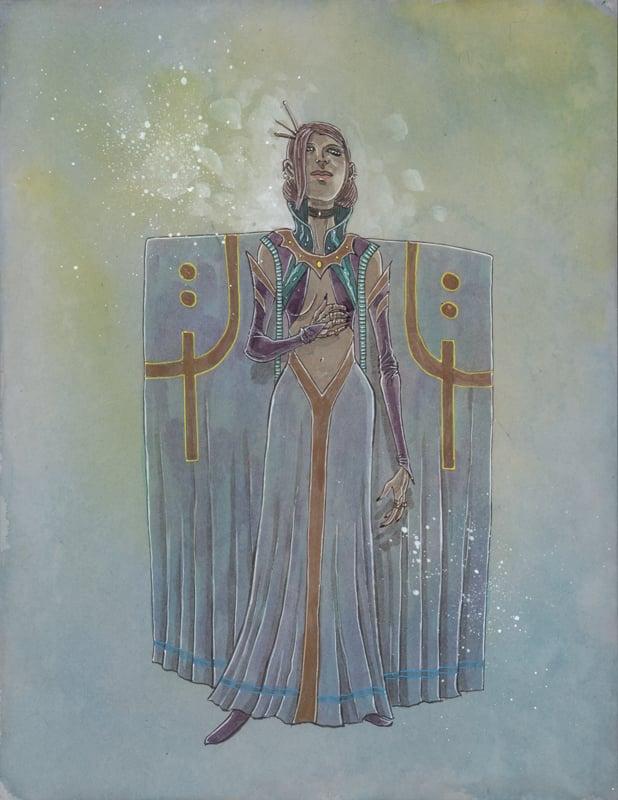 Image of DUNETOBER 16 PRINCESS IRULAN