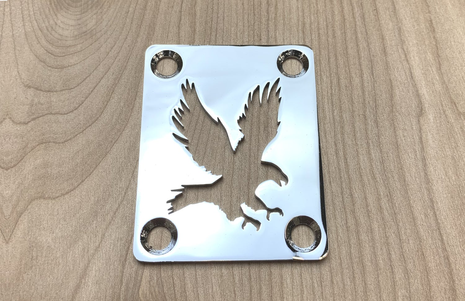 Image of Eagle - Chrome Finish