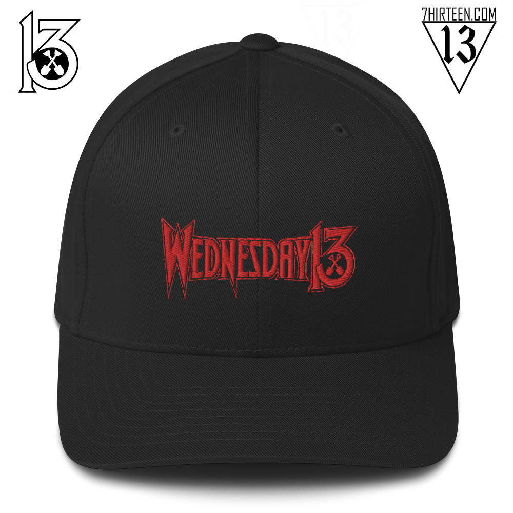 Image of WEDNESDAY 13 FLEXFIT CAP
