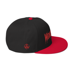 Image of WEDNESDAY 13 SNAPBACK CAP