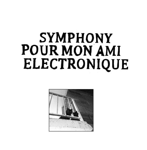 Image of  Juliette Devereaux - Symphony Pour Mon Ami Electronique CD-R