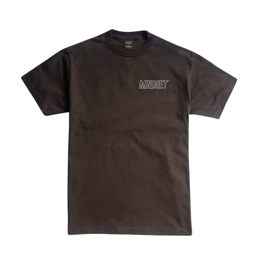 Image of Logo Tee (Brown)