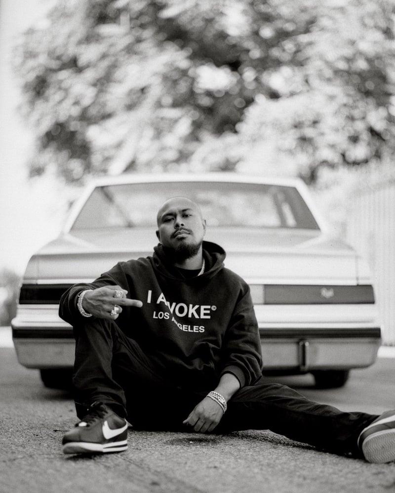 Image of I Awoke Los Angeles Hoodie