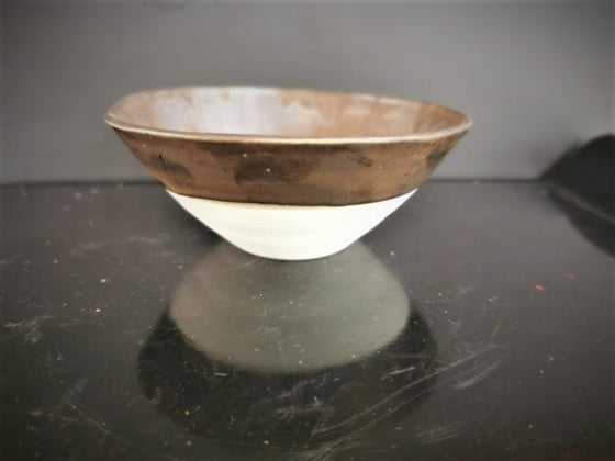 Image of :: RICE BOWL BRONZE ::