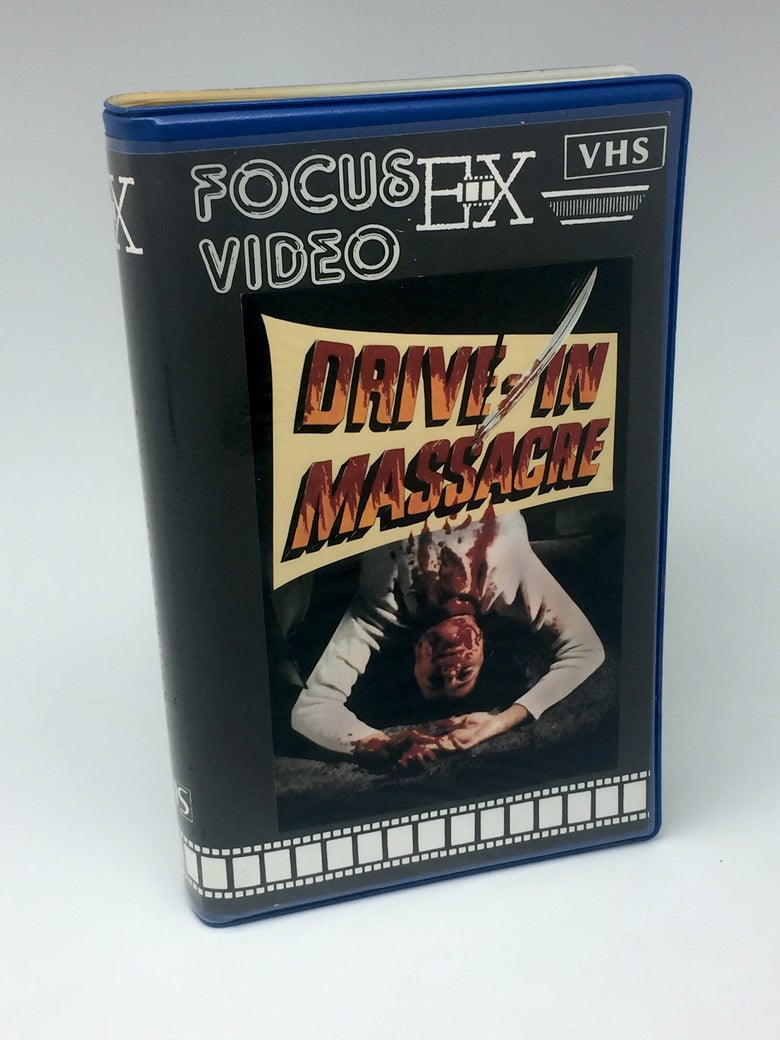 Image of DRIVE IN MASSACRE (1976)