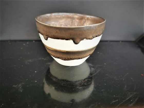 Image of :: TASSE A THE BRONZE STRIPE ::