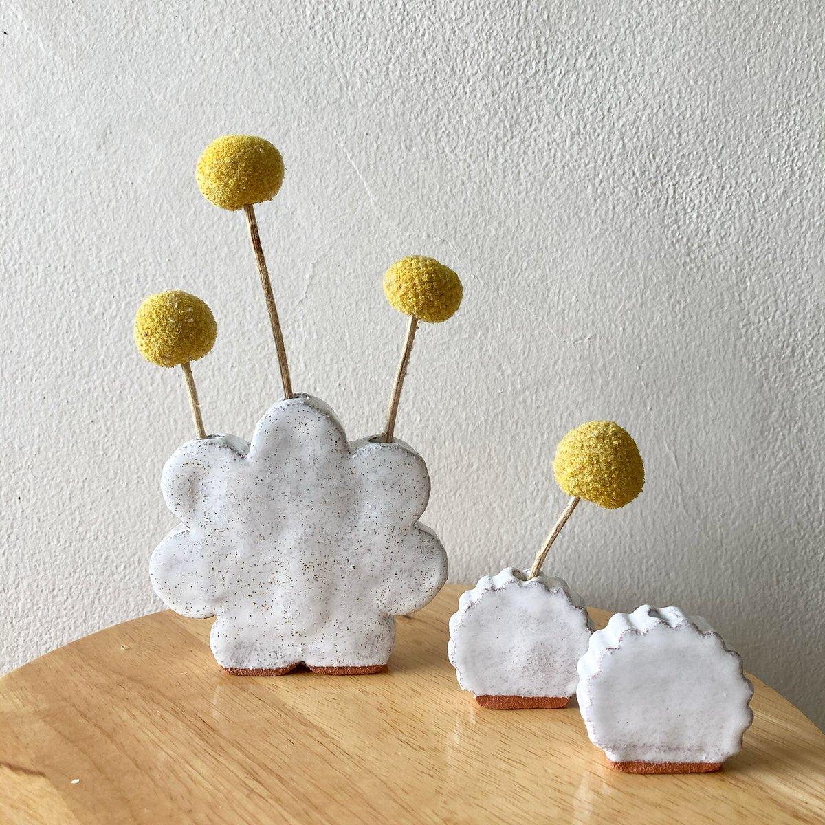 Mini Carnation Flower Vase
