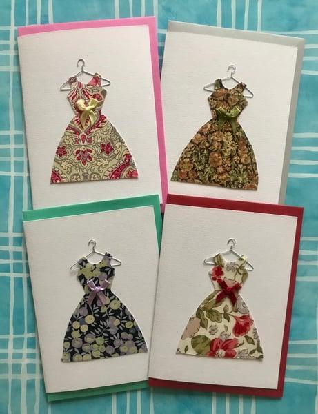Image of Dresses Liberty fabric selection