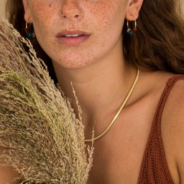 Collar Juno  - Srta.Bolitas