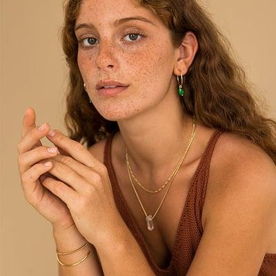 Collar Eros  - Srta.Bolitas
