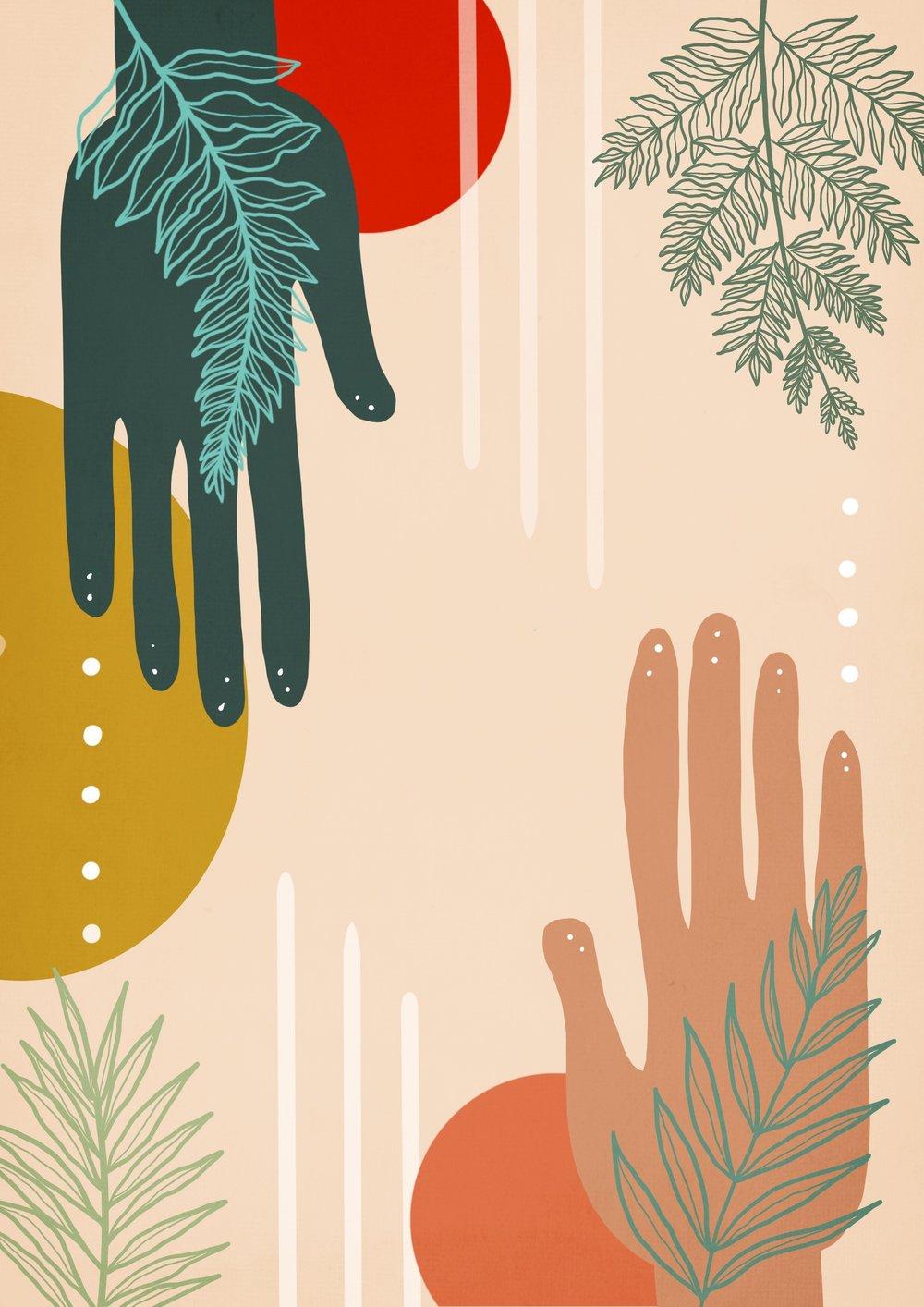 Plants & Hands