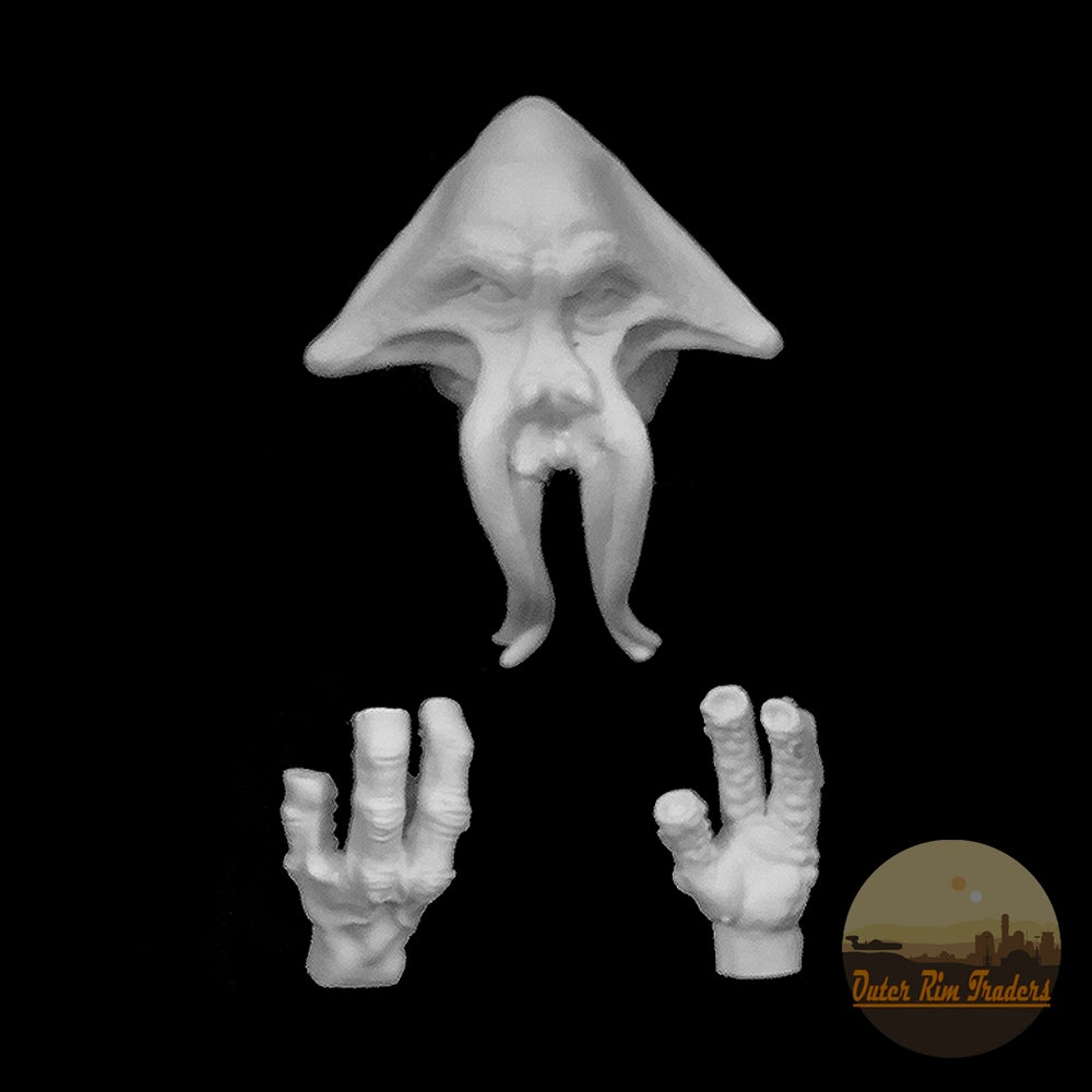 Image of Squid Head #3 by Centerpoint Customs