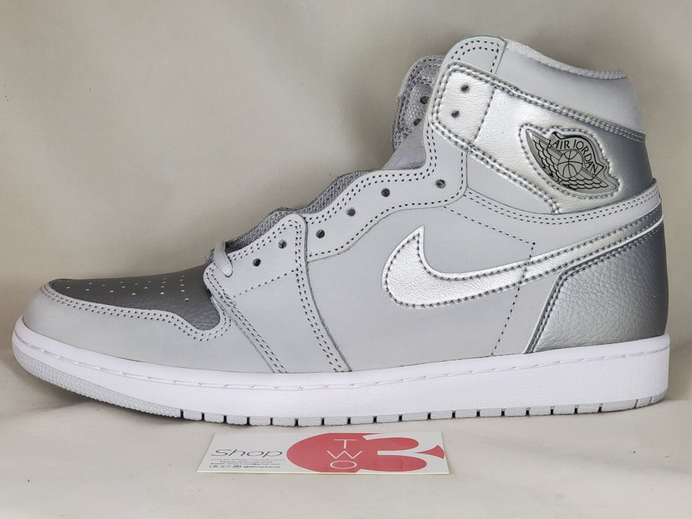 Image of Air Jordan 1 High OG Japan Grey 2020