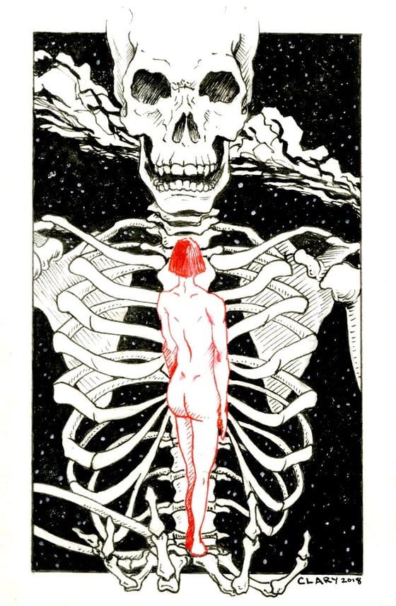Image of Life vs. Death PRINT