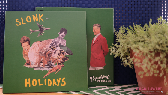 Image of SLONK - Holidays  7""