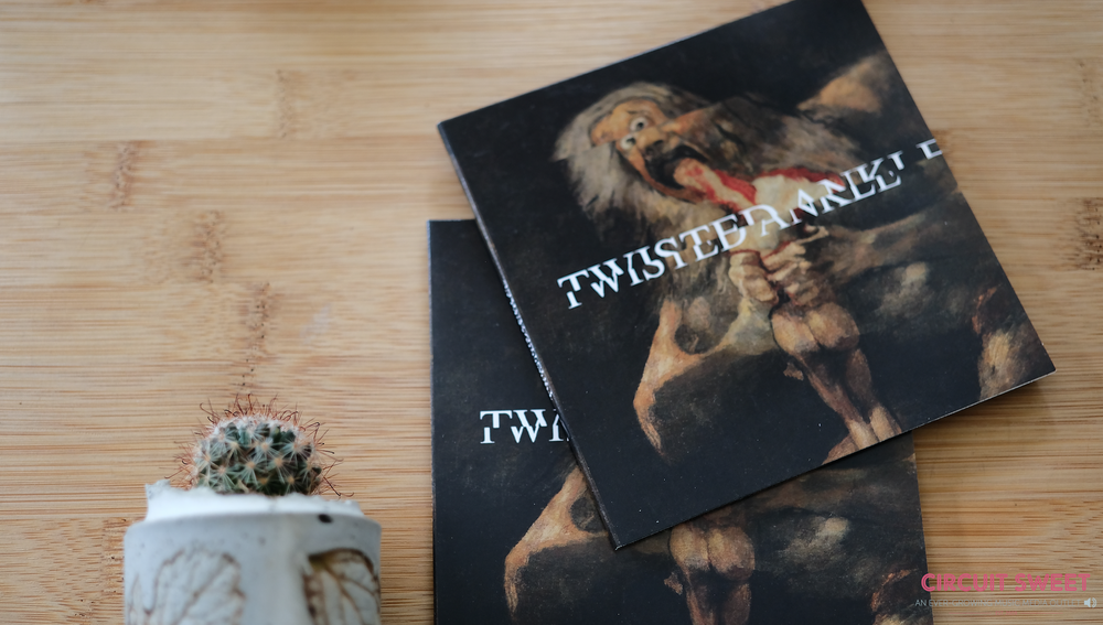 Image of Twisted Ankle - Self Titled Album Release CD
