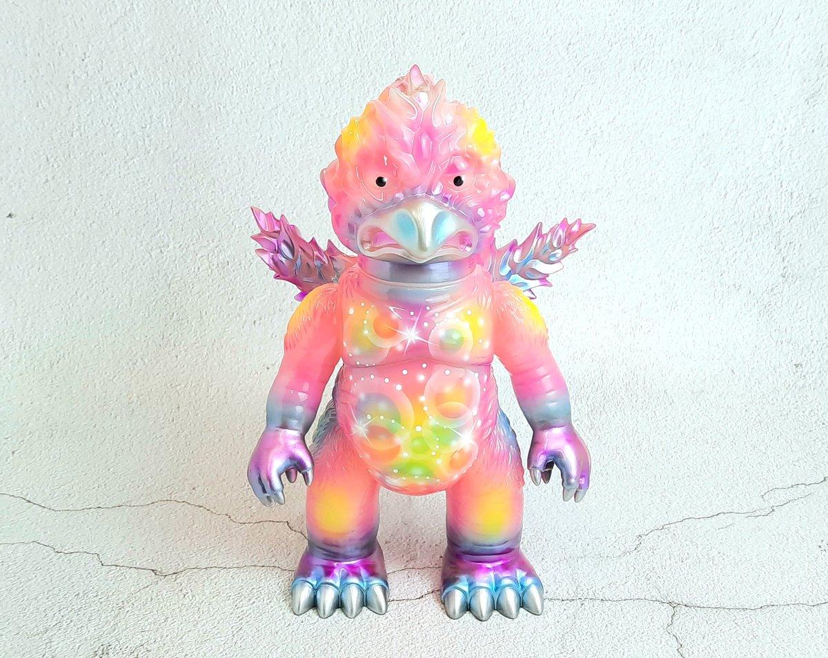 Image of Neon GID Candy Garudan GGML One Off Custom