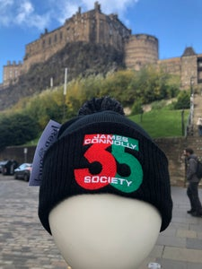 Image of JCS35 Embroidered Bobble Hat