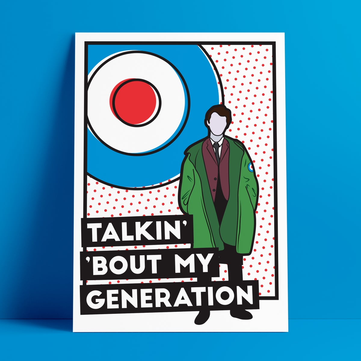 Image of My Generation Poster