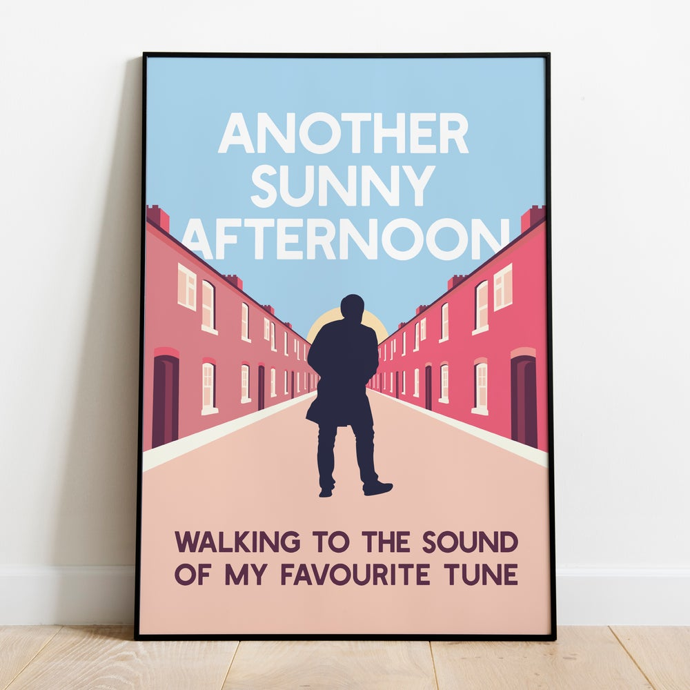 Image of Sunny Afternoon Poster