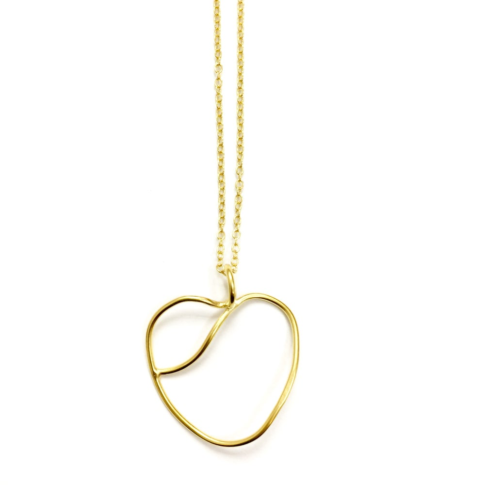 Image of Collier « heart «