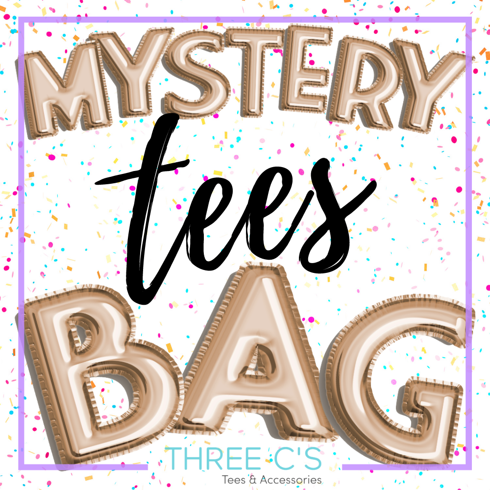 Image of Mystery Tees Bag