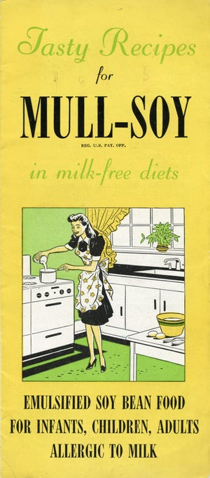 Image of Mull-Soy Soy Milk Pamphlet