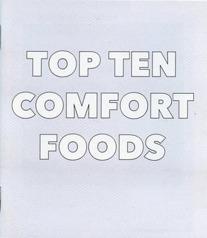 Image of Top Ten Comfort Foods