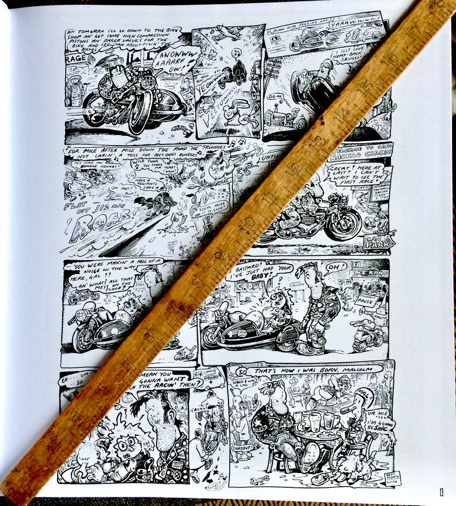 Image of GENUINE PAGES FROM THE ORIGINAL COMPENDIUM