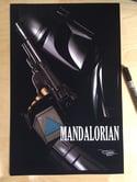THE MANDALORIAN - print