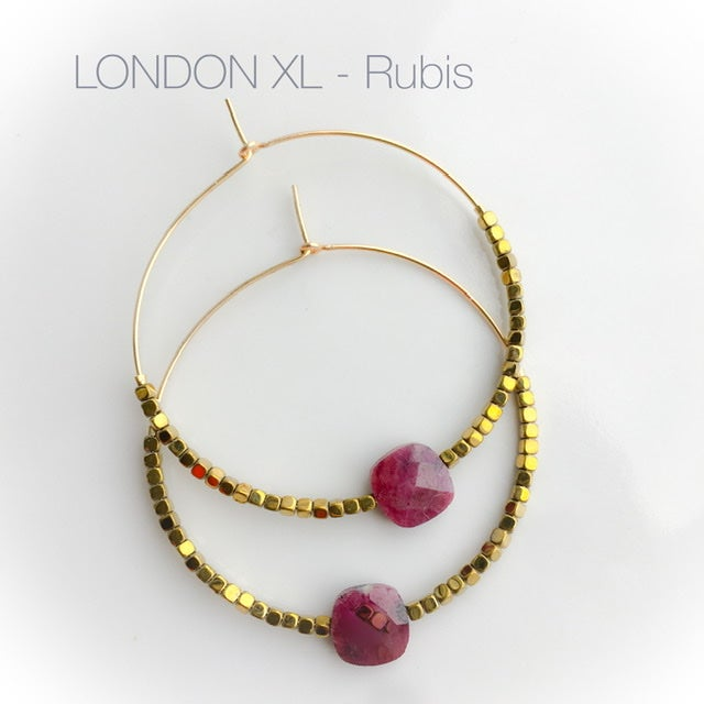 Image of LONDON XL rubis