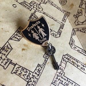 Image of Special Bathroom Key Pin