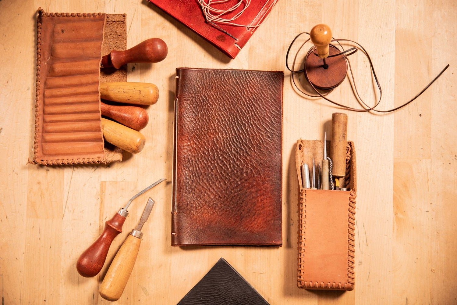 Image of Leather Journal