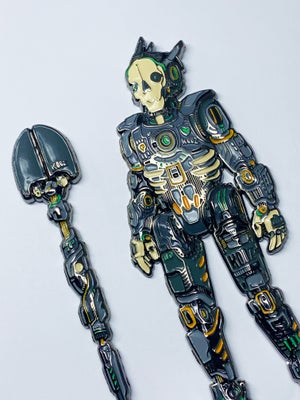 KOOZ- Grave Digger (LE 100)