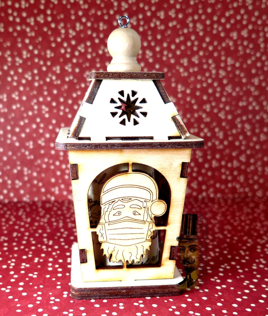 Image of Little Lantern-Safety Santa-2020 -Kit