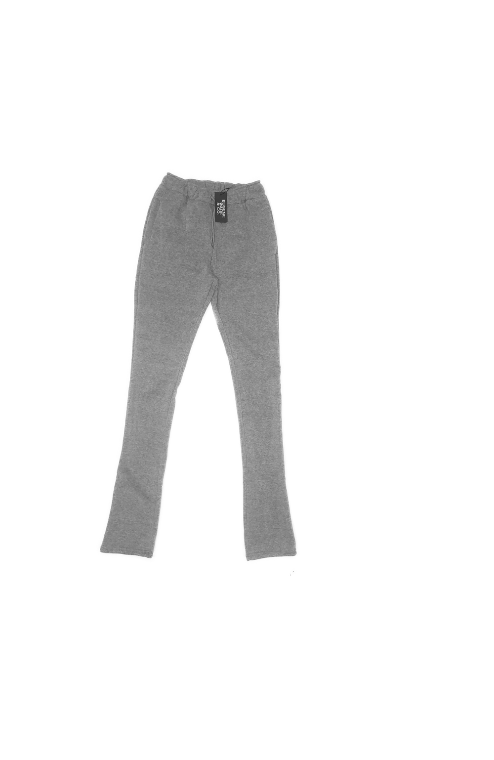 STACKED PANTS (Grey)