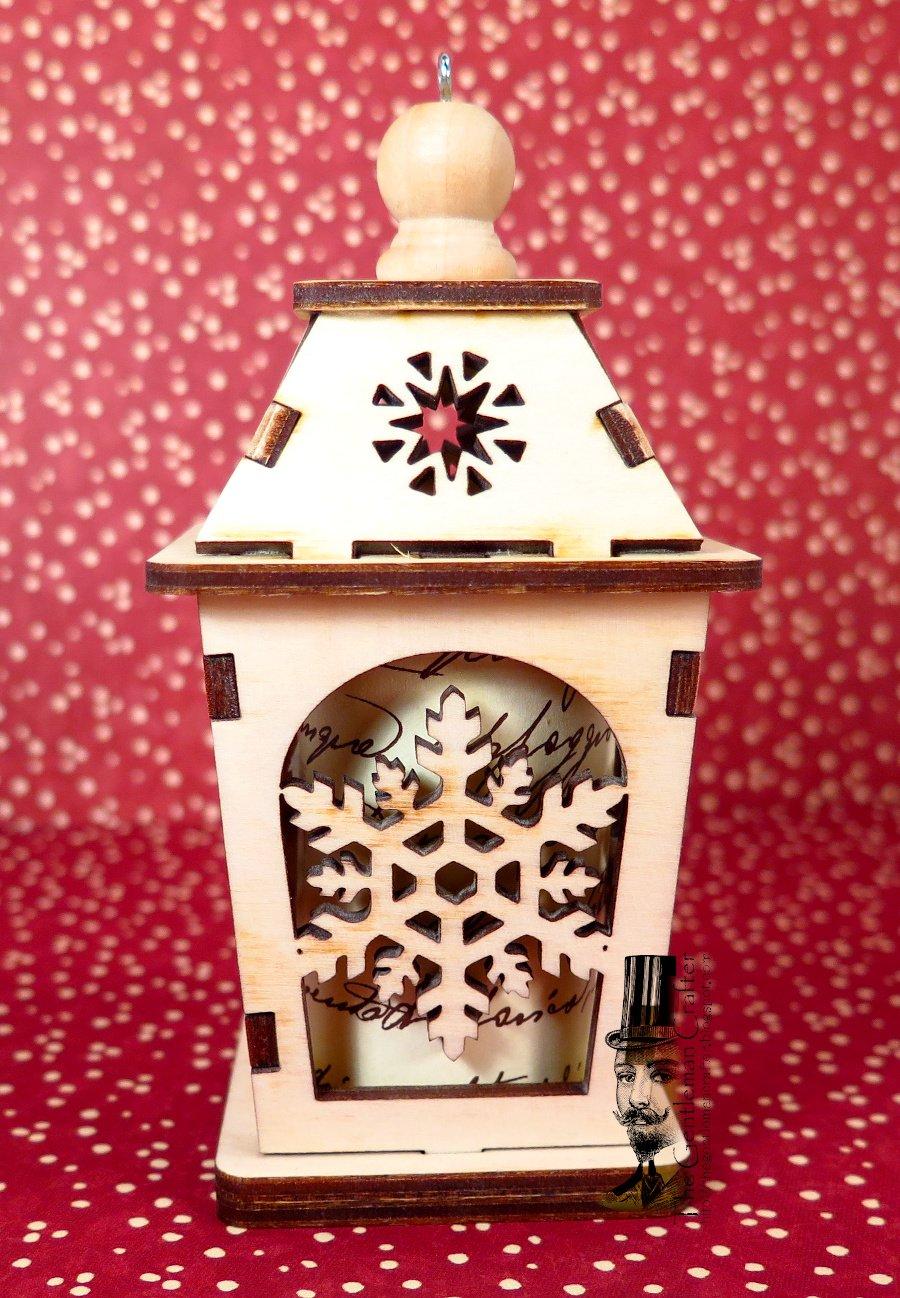 Image of Little Lantern- Snowflakes Kit